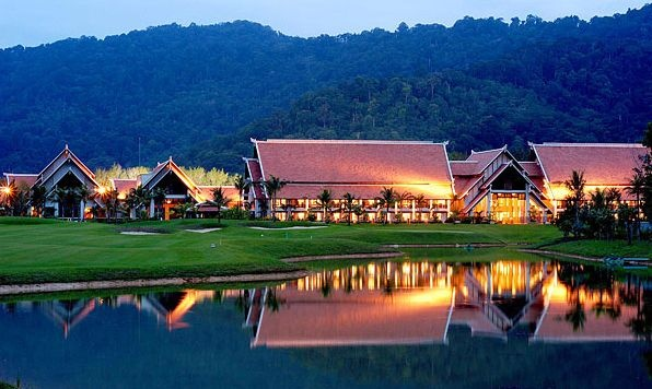 Golf breaks at Mission Hills Golf Resort & Spa, Thailand. GRD Rating: 8.7