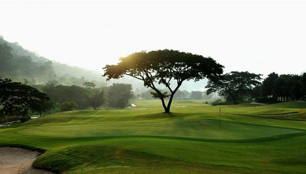 Golf breaks at Royal Hills Golf Resort & Spa, Thailand. GRD Rating: 8.5