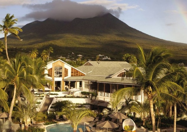 Golf breaks at Four Seasons Resort Nevis, Saint Kitts And Nevis. GRD Rating: 8.6