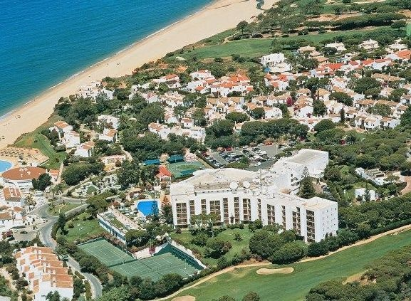 Dona Filipa & San Lorenzo Golf Resort, Portugal. GRD Rating: 8.8
