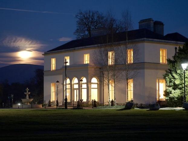 Golf breaks at Tulfarris Hotel & Golf Resort, Ireland. GRD Rating: 8.6