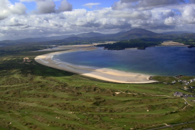 Golf breaks at Rosapenna Hotel & Golf Resort, Ireland. GRD Rating: 8.6