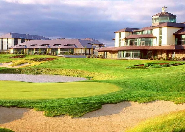 Golf breaks at The Heritage Golf & Spa Resort, Ireland. GRD Rating: 8.6