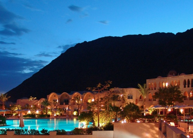 Golf breaks at TTC El Wekala Golf Resort - Taba Heights, Egypt. GRD Rating: 8.8