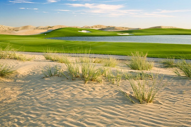 Golf breaks at The Els Club, United Arab Emirates. GRD Rating: 8.9