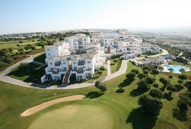 Golf breaks at Fairplay Golf Hotel & Spa, Spain. GRD Rating: 8.4