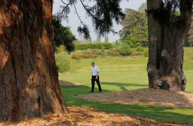 Golf breaks at Ufford Park Hotel, Golf & Spa Resort, England. GRD Rating: 8.6