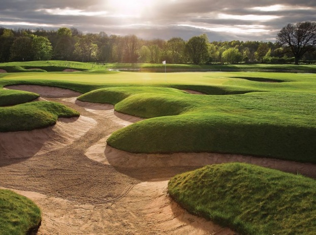 Rockliffe Hall Golf And Spa Resort, England. GRD Rating: 8.8