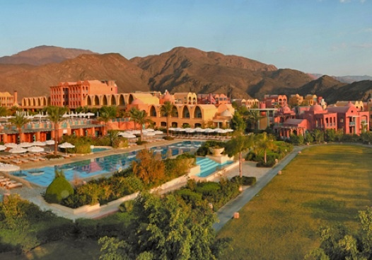Golf breaks at Hyatt Regency - Taba Heights, Egypt. GRD Rating: 8.8