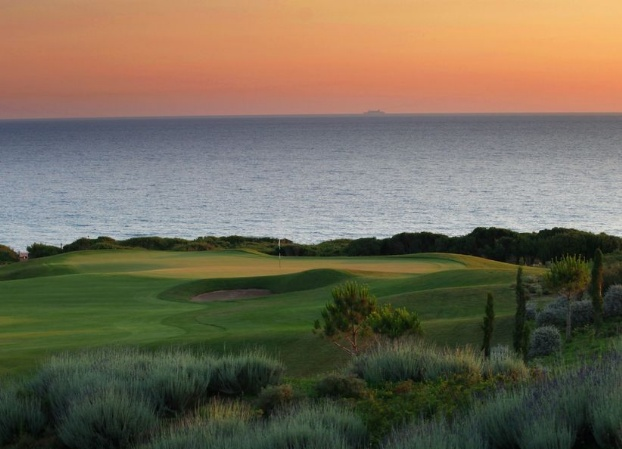 Golf breaks at The Westin Resort, Costa Navarino, Greece. GRD Rating: 8.6