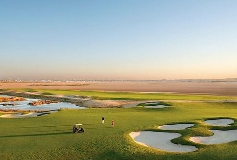Golf breaks at The Residence Tunis, Tunisia. GRD Rating: 8.6