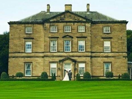 Close House Hotel & Golf, England. GRD Rating: 8.8