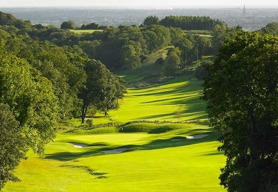 Golf At Goodwood, England. GRD Rating: 8.7