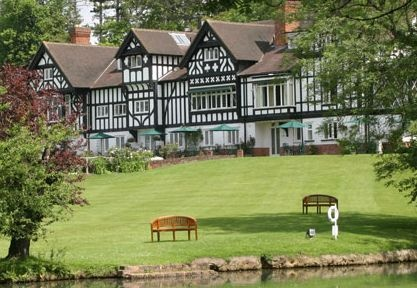 Golf breaks at The Springs Hotel & Golf Club, England. GRD Rating: 8.5