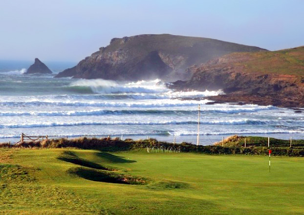 Golf breaks at Trevose Golf & Country Club, England. GRD Rating: 8.8