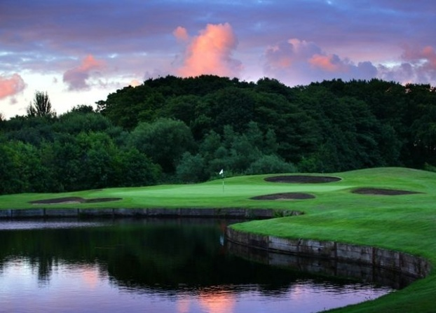 Golf breaks at Formby Hall Golf Resort & Spa, England. GRD Rating: 8.5