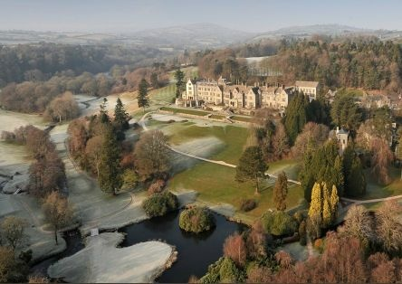 Bovey Castle, England. GRD Rating: 8.8