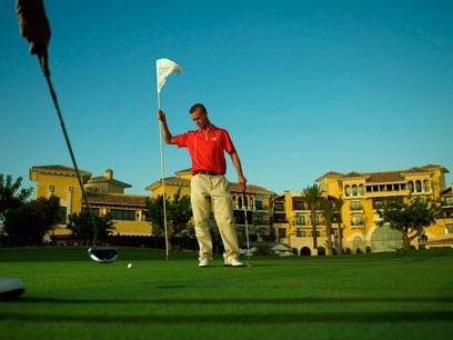 Golf breaks at Intercontinental Mar Menor Golf Resort & Spa, Spain. GRD Rating: 8.6