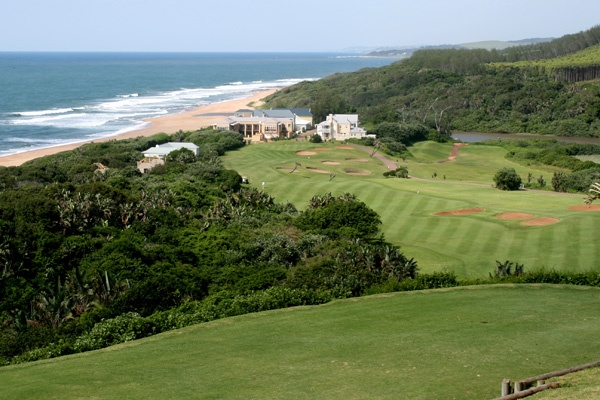 Golf breaks at Prince's Grant Golf Estate, South Africa. GRD Rating: 8.6