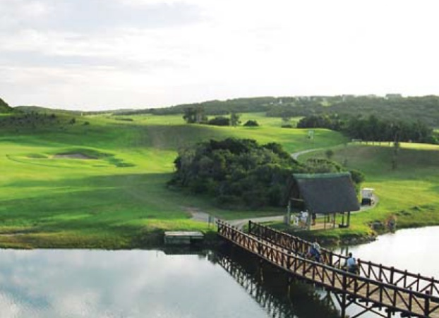 Golf breaks at The Fish River Sun Hotel & Country Club, South Africa. GRD Rating: 8.5