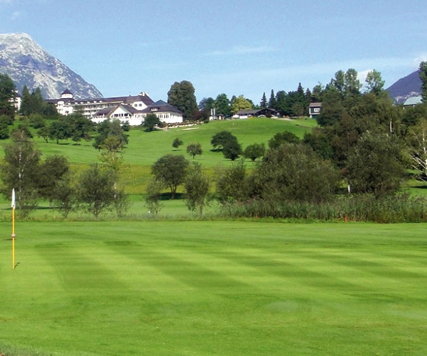 Golf breaks at Schloss Pichlarn Spa & Golf Resort, Austria. GRD Rating: 8.4