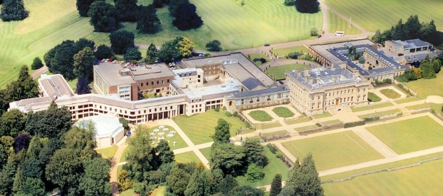 Heythrop Park Resort, England. GRD Rating: 8.7