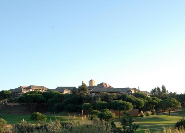 islantilla golf club