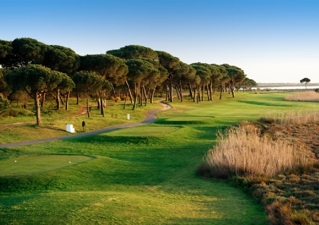 Golf breaks at Precise Resort El Rompido, Spain. GRD Rating: 8.5