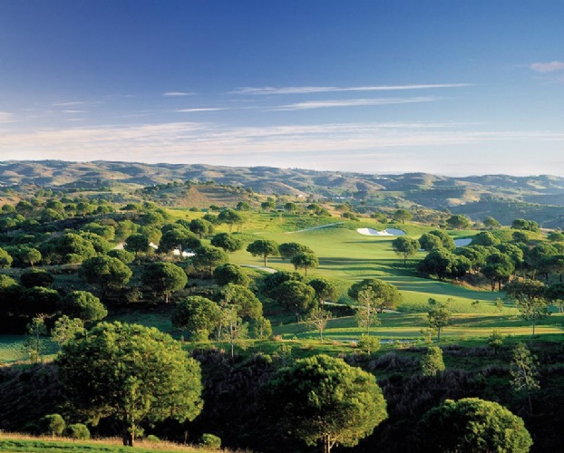 Golf breaks at Monte Rei Golf & Country Club, Portugal. GRD Rating: 8.7