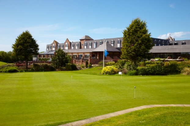 Golf breaks at De Vere Village Herons Reach, England. GRD Rating: 8.5