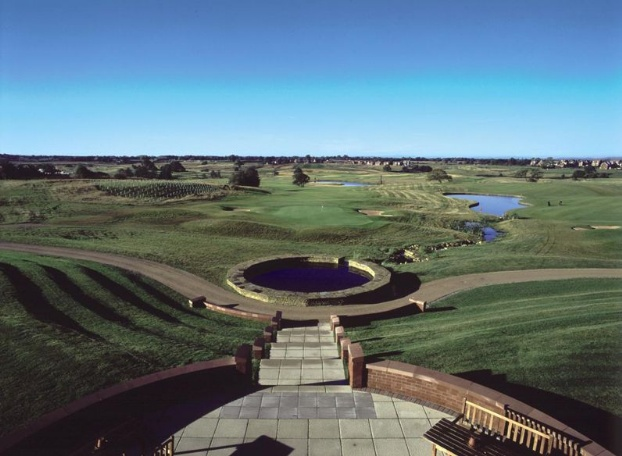 Golf breaks at De Vere Wychwood Park, England. GRD Rating: 8.6