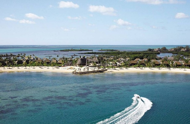 Golf breaks at Four Seasons Resort Mauritius, Mauritius. GRD Rating: 8.6