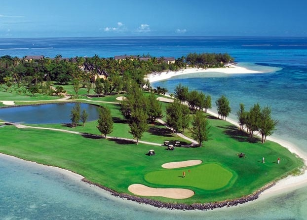 Golf breaks at Paradis Hotel & Golf Club, Mauritius. GRD Rating: 8.8