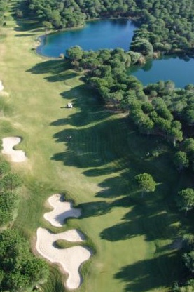 Golf breaks at Is Arenas Golf And Country Club, Italy. GRD Rating: 8.5