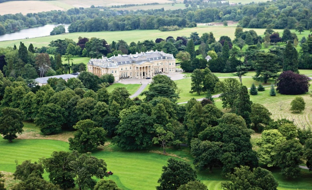 Golf breaks at Luton Hoo Hotel, Golf And Spa, England. GRD Rating: 8.5