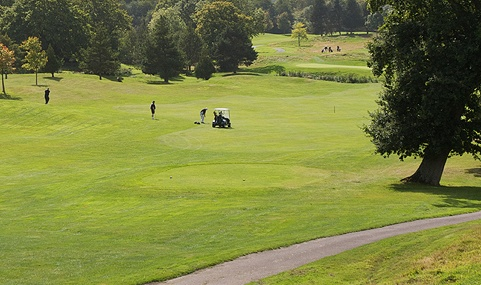 Golf breaks at East Sussex National, England. GRD Rating: 8.6