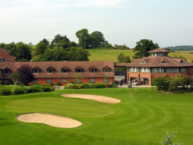 The Abbey Hotel Golf And Spa, England. GRD Rating: 8.6