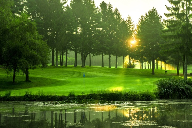 Cottesmore Golf & Country Club, England. GRD Rating: 8.4