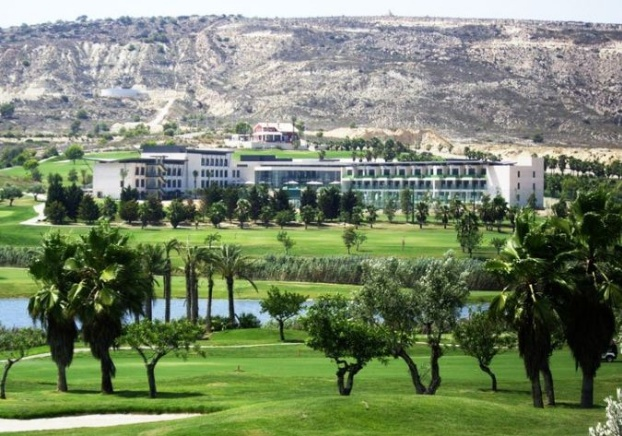Golf breaks at Hotel La Finca Golf & Spa Resort, Spain. GRD Rating: 8.5