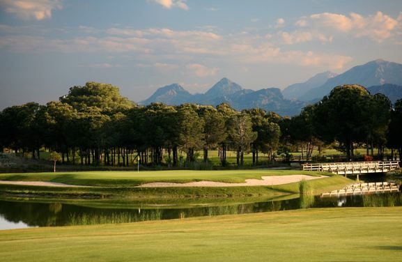 Golf breaks at Gloria Golf Resort, Turkey. GRD Rating: 8.4