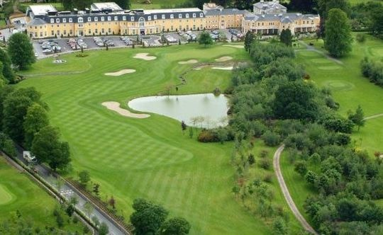 Golf breaks at Mount Wolseley Hotel, Spa And Country Club, Ireland. GRD Rating: 8.6