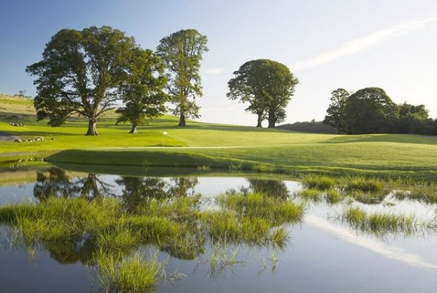 Golf breaks at Farnham Estate, Ireland. GRD Rating: 8.6