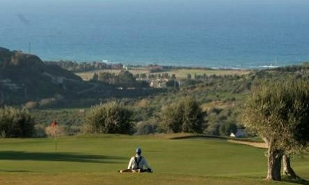 Golf breaks at Le Madonie, Italy. GRD Rating: 8.5
