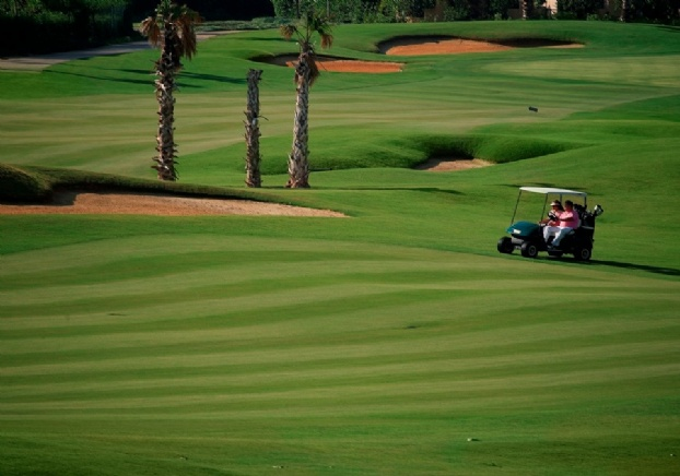 Golf breaks at Stella Di Mare Golf Hotel, Egypt. GRD Rating: 8.6