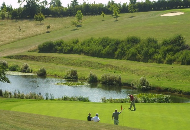Golf breaks at Greetham Valley Golf Hotel Conference Centre, England. GRD Rating: 8.7