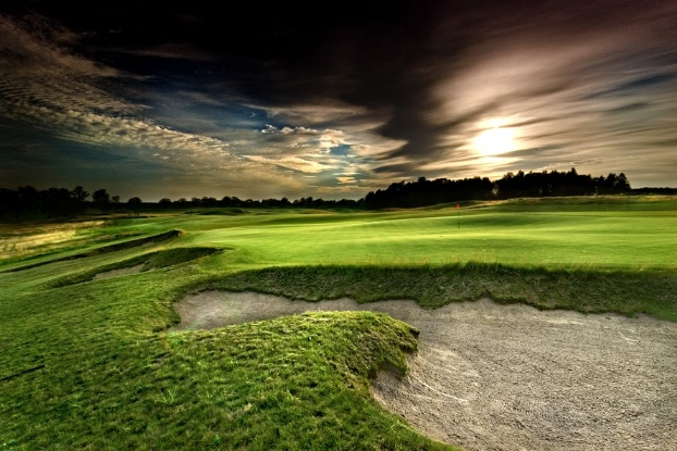 Golf breaks at Sand Valley Golf & Country Club, Poland. GRD Rating: 8.6