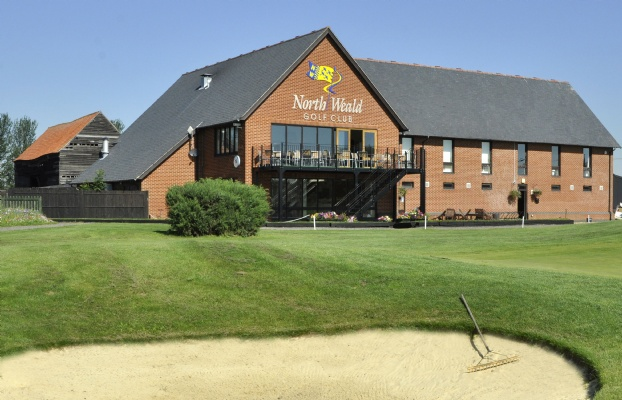 Golf breaks at North Weald Golf Club, England. GRD Rating: 8.4