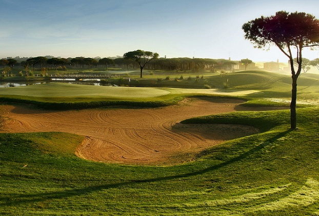 Golf breaks at Sancti Petri Hills Golf, Spain. GRD Rating: 8.5