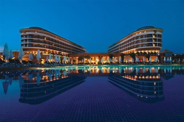 Golf breaks at Voyage Belek Golf & Spa, Turkey. GRD Rating: 8.6