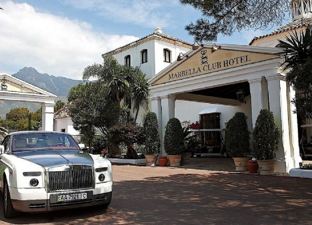 Golf breaks at Marbella Club Hotel Golf Resort & Spa, Spain. GRD Rating: 8.5